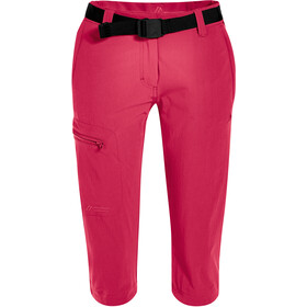 Maier Sports Inara Slim 3/4 Pants Women, granita